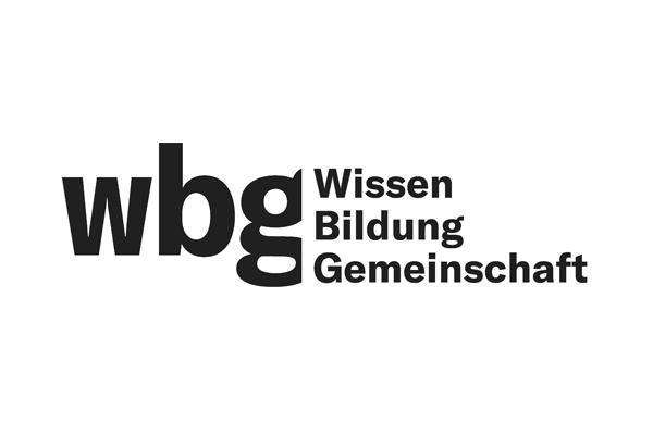 Logo - wbg Wissen Bildung Gemeinschaft