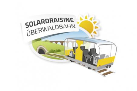 Solardraisine Ueberwaldbahn